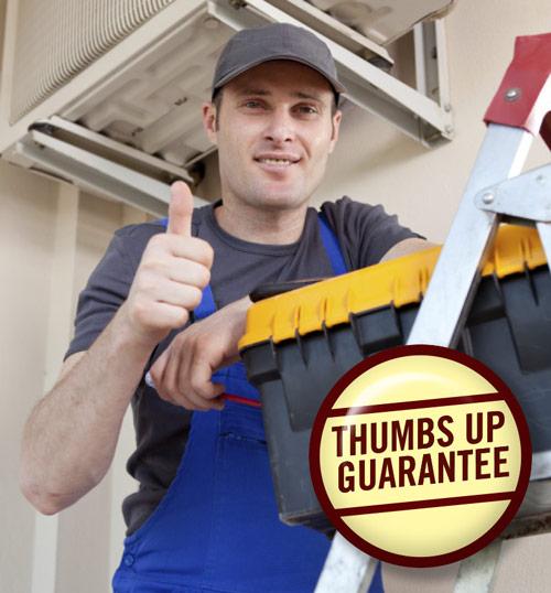 HVAC Guaranteed Service